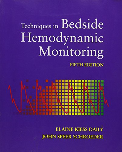 9780801672606: Hemodynamic Monitoring