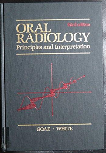 9780801672958: Oral Radiology: Principles and Interpretation