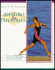 9780801675300: Quick Reference to Anatomy & Physiology