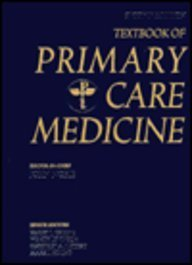 Textbook Of Primary Care Medicine (Hardcover)