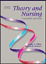 9780801679476: Theory and Nursing: A Systematic Approach