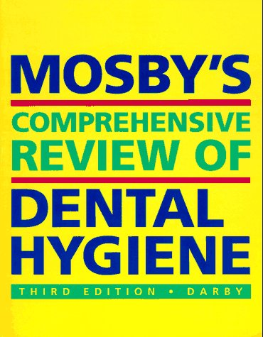 9780801679650: Mosby's Comprehensive Review of Dental Hygiene