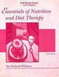 9780801679964: Essentials of Nutrition & Diet Therapy: Study Guide