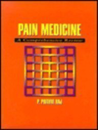9780801679988: Pain Medicine:A Comprehensive Review: Specialty Boad Review Series