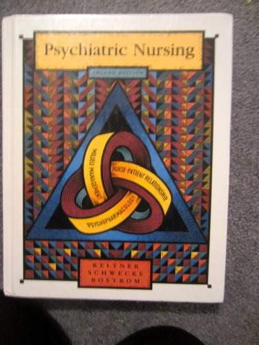 9780801680694: Psychiatric Nursing