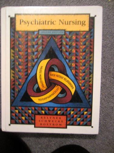 9780801680694: Psychiatric Nursing