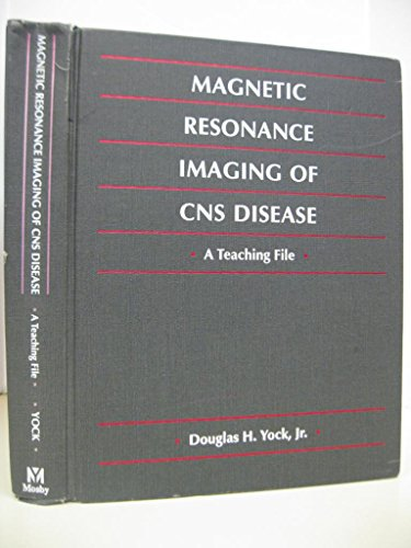 9780801680984: Magnetic Resonance Imaging of Cns Disease: A Teaching File