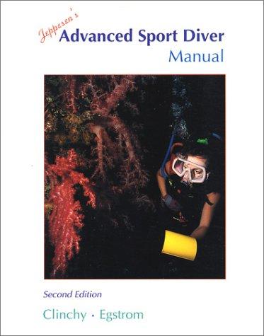 9780801690310: Jeppesen's Advanced Sport Diver Manual