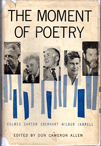 9780801800184: The Moment of Poetry