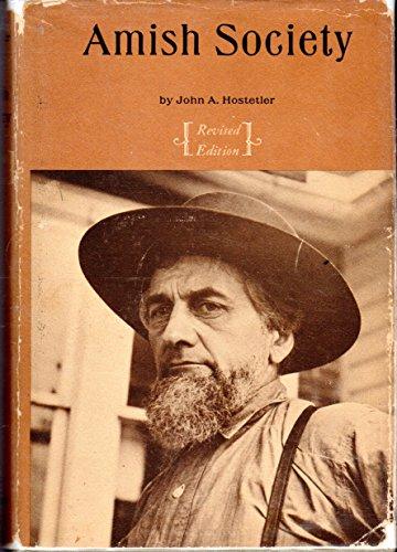 9780801802829: Amish Society