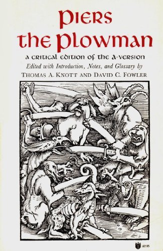 Piers the Plowman: A Critical Edition of: William Langland; Editor-Professor