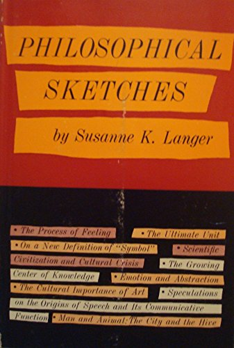 9780801803611: Philosophical Sketches