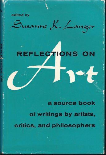 9780801803628: Reflections on Art