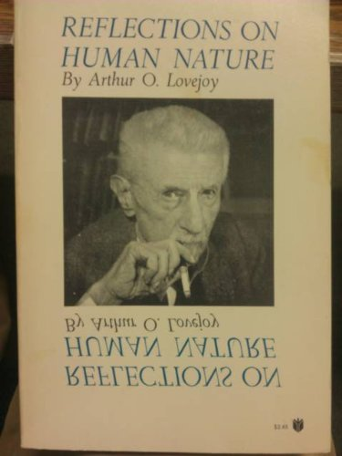 9780801803956: Reflections on Human Nature