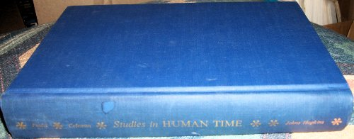 9780801805394: Studies in Human Time