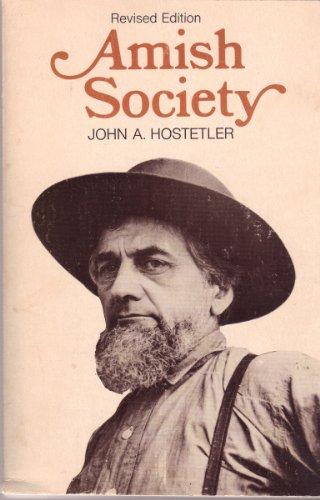 9780801811364: Amish Society