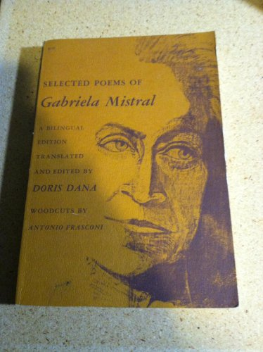 9780801812569: Selected Poems of Gabriela Mistral