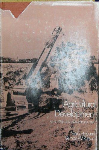 Agricultural Development: Professor Yujiro Hayami