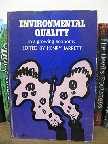 9780801812729: Environmental Quality in a Growing Economy (RFF Press)