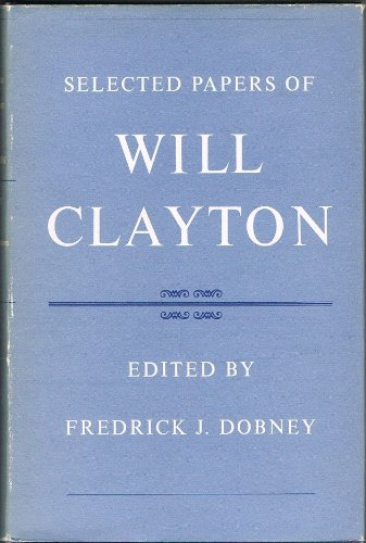 9780801812989: Selected Papers of William Clayton