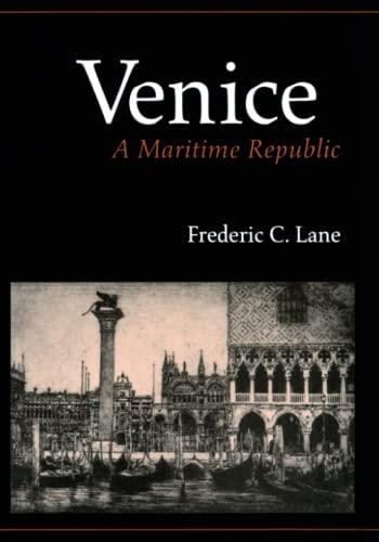9780801814600: Venice, A Maritime Republic