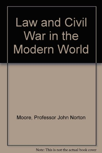 9780801815096: Law and Civil War in the Modern World