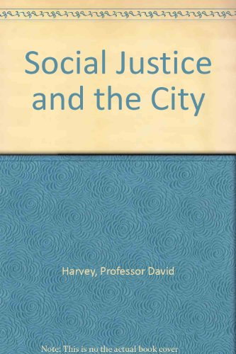 9780801815249: Social Justice and the City (Johns Hopkins studies in urban affairs)