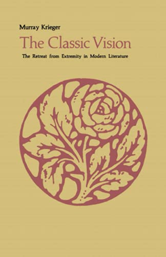 The Classic Vision Vol. 2 : The: Murray Krieger