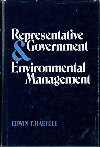 9780801815713: Representative Government and Environmental Management