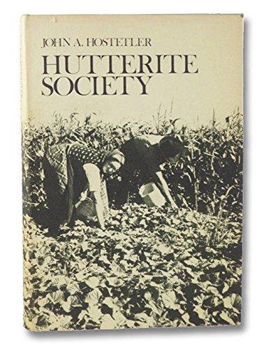 9780801815843: Hutterite Society