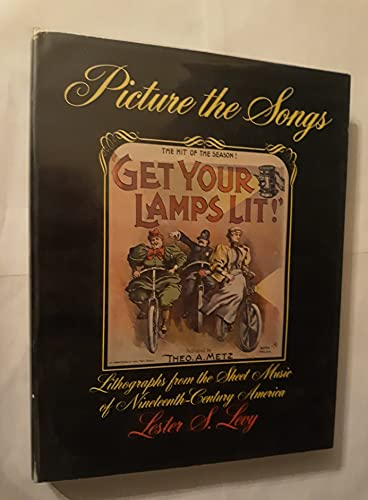 Picture the Songs: Lithographs from the Sheet: Professor Lester S.