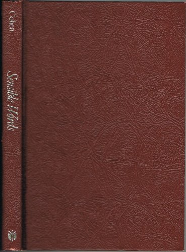 9780801819247: Sensible Words: Linguistic Practice in England, 1640-1785