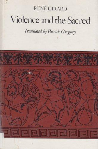9780801819636: Violence and the Sacred