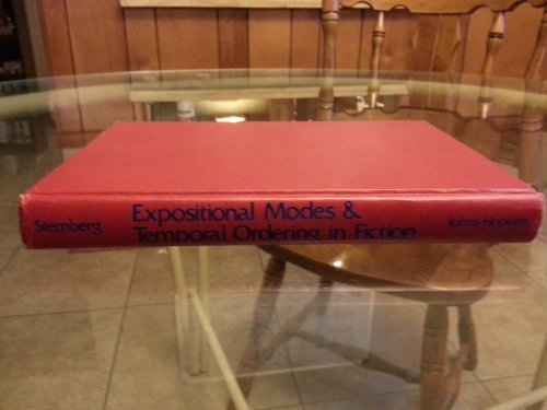 Expositional Modes and Temporal Ordering in Fiction: Meir Sternberg