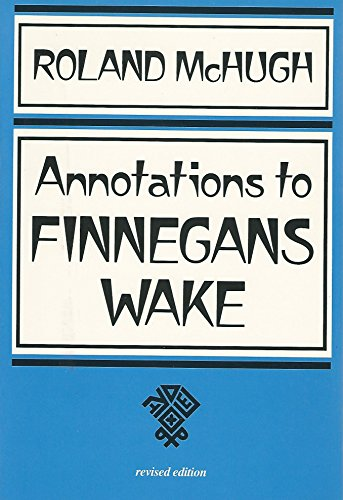 9780801823237: Annotations to Finnegans Wake