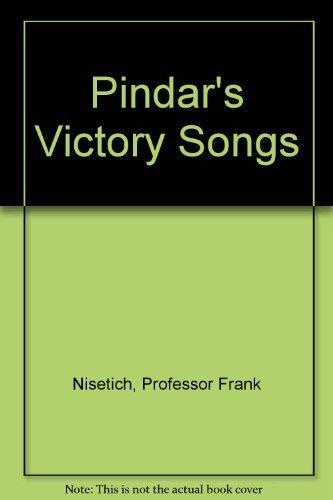 9780801823503: Pindar's Victory Songs