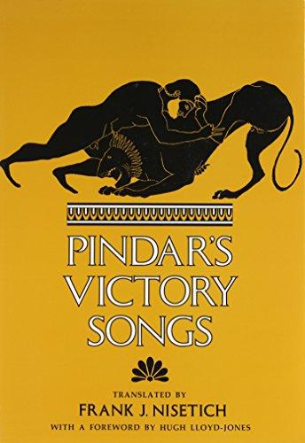 9780801823565: Pindar's Victory Songs