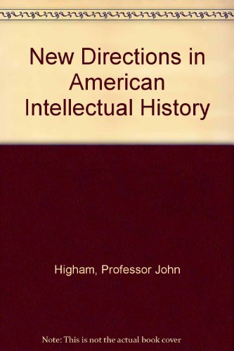 9780801824609: New Directions in American Intellectual History
