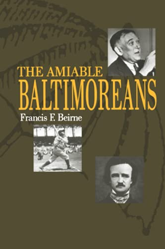 9780801825132: The Amiable Baltimoreans (Maryland Paperback Bookshelf)