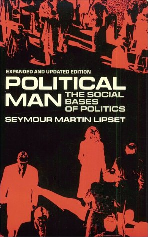 9780801825224: Political Man: The Social Bases of Politics
