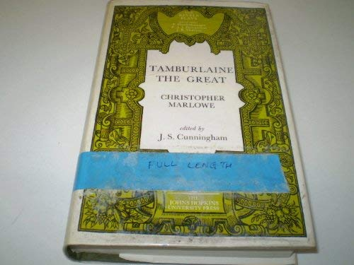 9780801826696: Tamburlaine the Great (The Revels Plays)