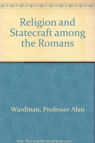 9780801827709: Religion and Statecraft among the Romans