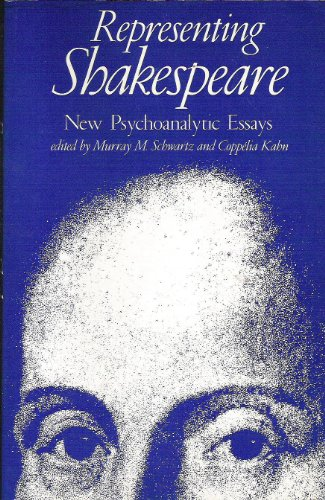 9780801828256: Representing Shakespeare: New Psychoanalytic Essays