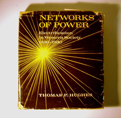 9780801828737: Networks of Power: Electrification in Western Society, 1880-1930