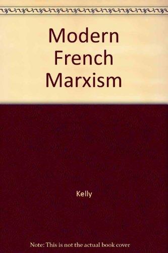 9780801829062: Modern French Marxism