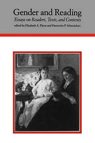 9780801829079: Gender and Reading: Essays on Readers, Texts and Contexts