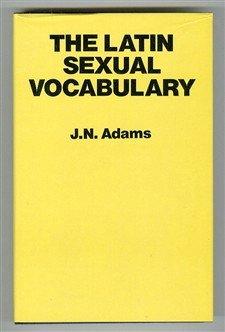 9780801829680: The Latin Sexual Vocabulary