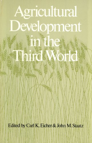 Agricultural Development in the Third World + MODERNIZING PEASANT SOCIETIES, A COMPARATIVE STUDY ...