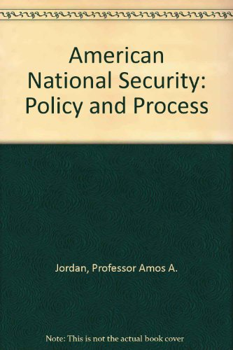 9780801832147: American National Security