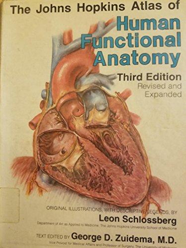 9780801832826: The Johns Hopkins Atlas of Human Functional Anatomy